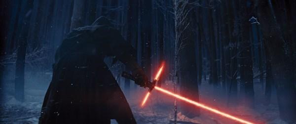 Star Wars The Force Awakens Sith Light Saber