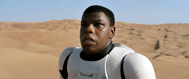 Star Wars The Force Awakens Tatooine Storm Trooper John Boyega