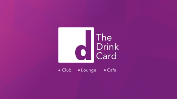 The Drink Card App Logo