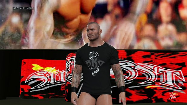 WWE 2K15 Review Screen Shot 02