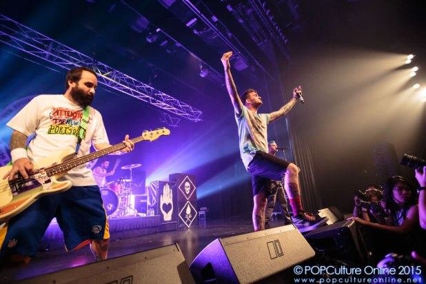 New Found Glory Live In Singapore 2015 Concert 02
