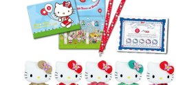 SingPost SG50 Hello Kitty Limited Edition Bundle Set