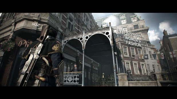 The Order 1886 Review Playstation 4 Screen Shot 01