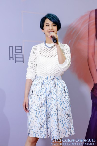 Rainie Yang 杨丞琳 Singapore Autigraph Compass Point 01