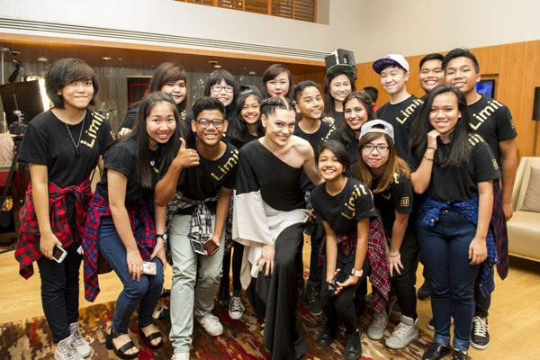 Sands for SIngapore CSR Meet and Greet with Jessie J 070315-7