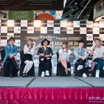 AAA (Attack All Around) Media Conferece Singapore 2015 Bugis+