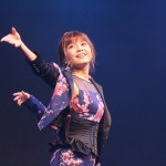 Attack All Around AAA Taiwan Concert Misako Uno