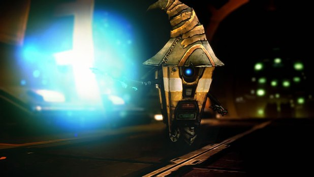 Borderlands The Handsome Collection Review Claptrap