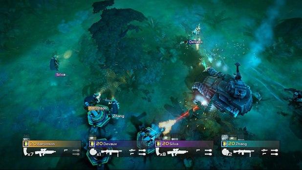Helldivers PS4 Review Screen Shot 04
