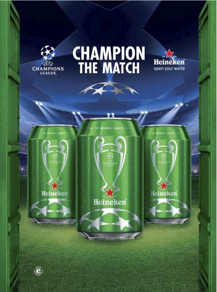 Hi-Res_Heineken UEFA Champions League Poster