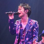 Mitsuhiro Attack All Around AAA Taiwan Concert Hidaka