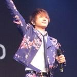 Takahiro Attack All Around AAA Taiwan Concert Nishijima