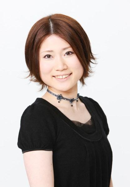 Kazumi Togashi Voice Actress for Sekai Kamiki in GUNDAM BUILD FIGHTERS TRY