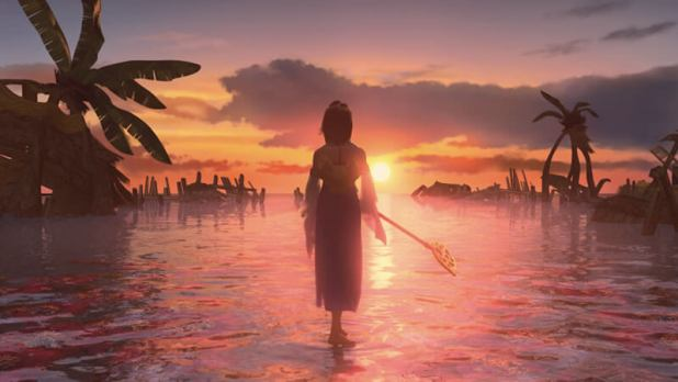 Final Fantasy X X2 HD Remastered PS4 Review Screenshot 03