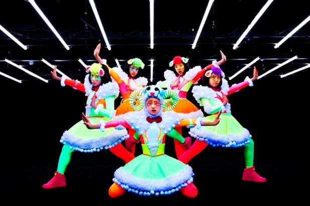 MOSHI MOSHI NIPPON FESTIVAL 2015 Singapore TEMPURA-KIDZ