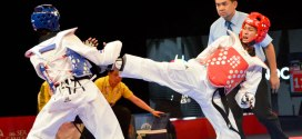 SEA Games 2015 Taekwondo kyorugi Aghniny Haque vs Khamsribusa Wilasinee