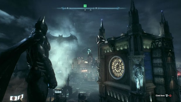 Batman Arkham Knight PS4 Review Screen Shot 01