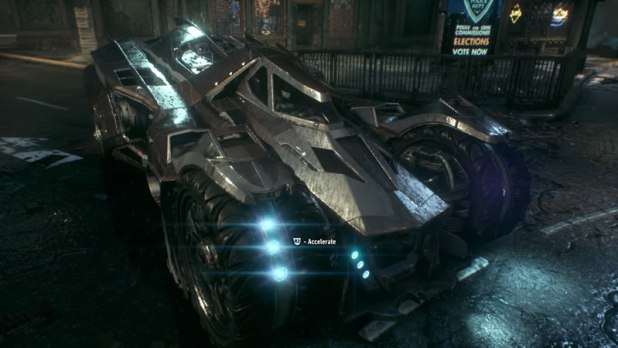 Batman Arkham Knight PS4 Review Screen Shot 02