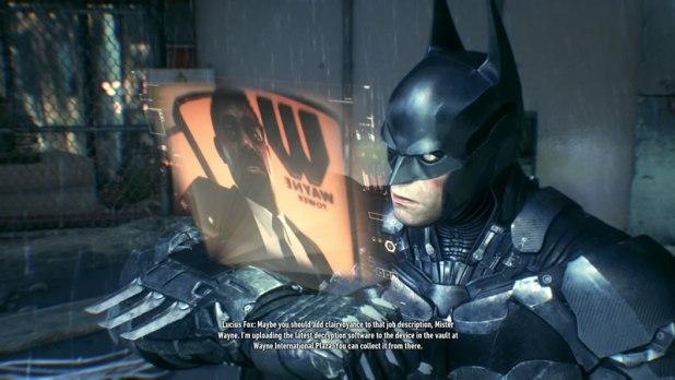 Batman Arkham Knight PS4 Review Screen Shot 04