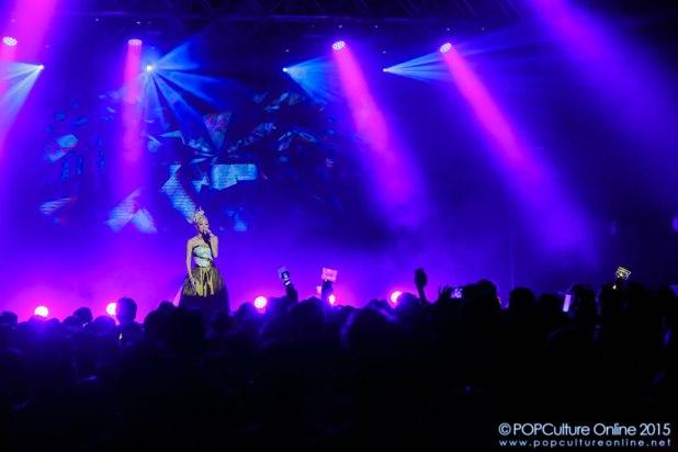 Koda Kumi Asia Live 2015 Singapore Concert