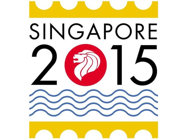 SINGAPORE 2015 Logo