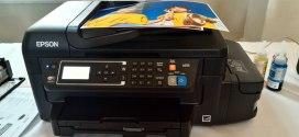 The Epson L655 L-Series Duplex Ink Tank System Printer