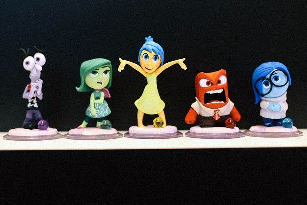 Disney Infinity 3.0 Star Wars Emotions Characters