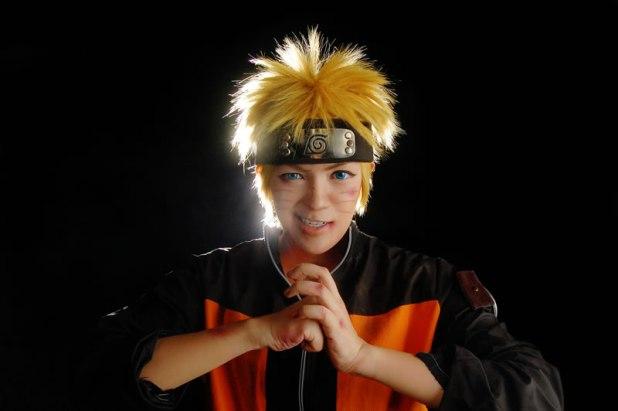 Jin (behindinfinity) Cosplay Naruto Uzumaki Naruto ICDS 2015
