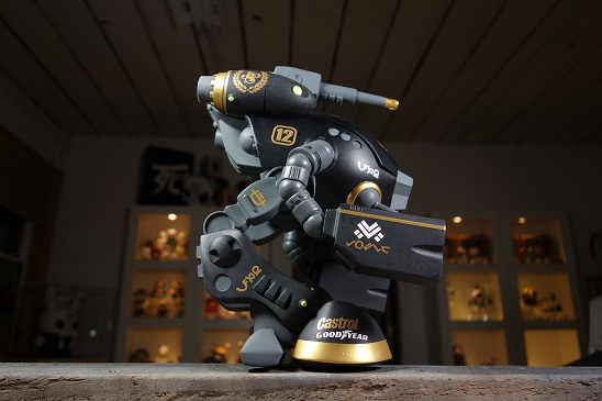 STGCC 2015 Huck Gee OBP-JohnPlayerSpecial