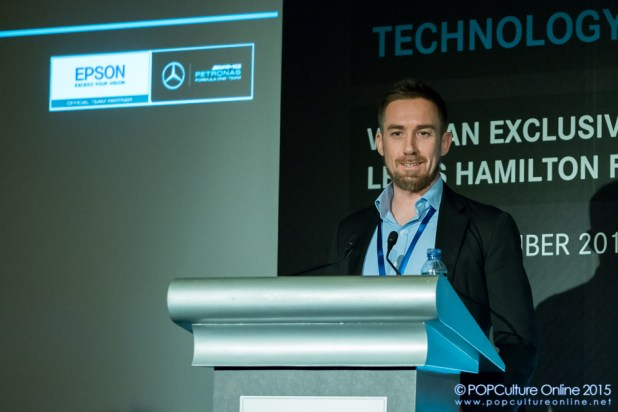 Mr Nathan Fulcher Brand Marketing & Corporate Communications SEIKO Epson Corporation