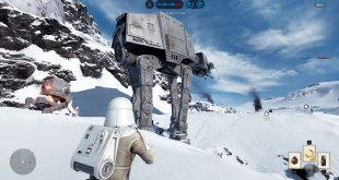 Star Wars Battlefront Beta Screen Shot 05