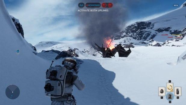 Star Wars Battlefront Beta Screen Shot 10