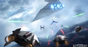 Star Wars Battlefront Review Fighter Squadron