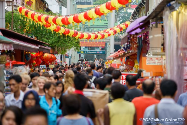 A Trip to Chinese New Year Street Bazaar at Chinatown Singapore 2016 Photo 06