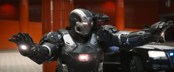 Marvel's Captain America: Civil War..War Machine/James Rhodes (Don Cheadle)..Photo Credit: Film Frame..© Marvel 2016