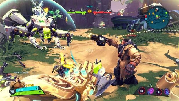 Battleborn Hands On Preview Screen Shot 03