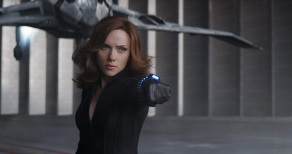 Marvel's Captain America: Civil War..Black Widow/Natasha Romanoff (Scarlett Johansson)..Photo Credit: Film Frame..© Marvel 2016