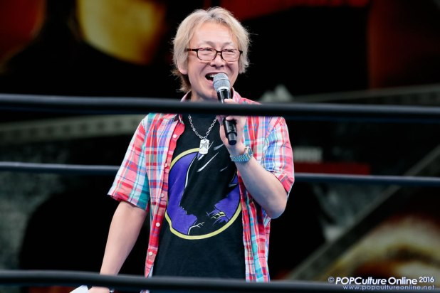 C3 CharaExpo 2016 New Japan Pro-Wrestling NJPW Ryo Horikawa