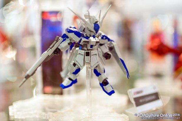 C3 CharaExpo 2016 Toys Gundam