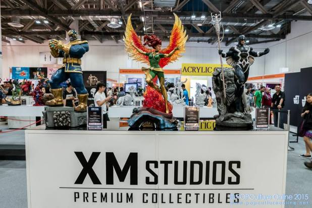 Looking Forward to STGCC 2016 XM Studios