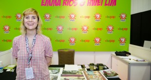 STGCC 2016 Interview Emma Rios