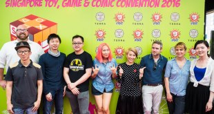 STGCC 2016 Media Preview Group Shot