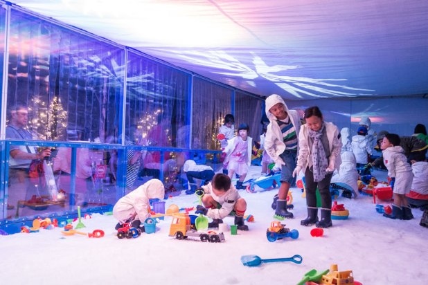 Christmas Wonderland - Snow Playground
