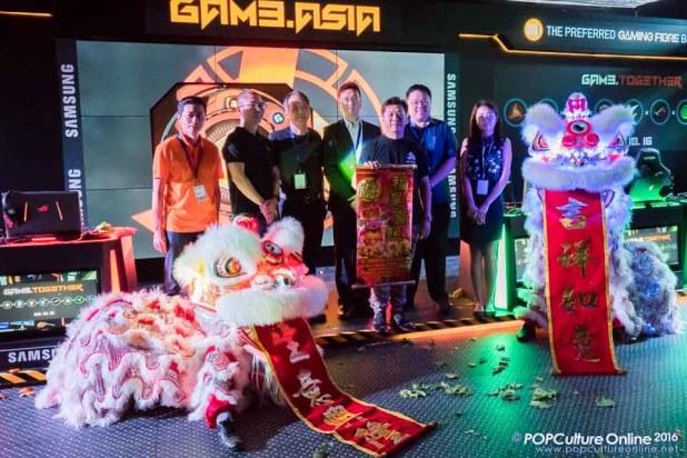 Gam3.Asia Launch