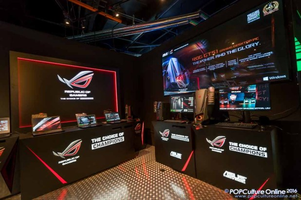 Gam3.Asia Launch Asus Republic of Gamers