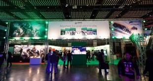 GameStart 2016 Microsoft Xbox One Booth