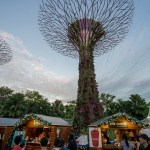 Christmas Wonderland 2016 Gardens by the Bay F&B Outlets