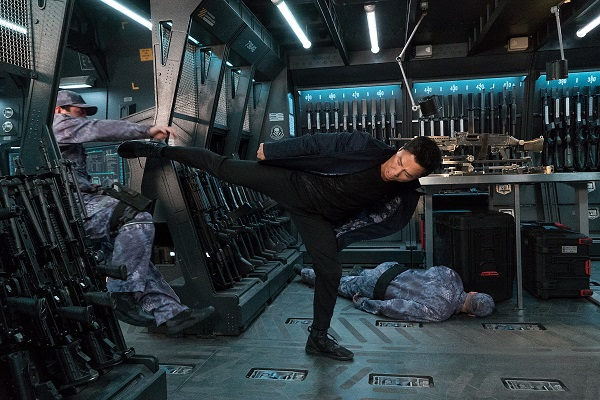Donnie Yen as Xiang in xXx: RETURN OF XANDER CAGE by Paramount Pictures and Revolution Studios