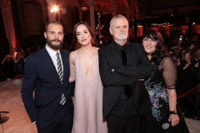 5 behind the scenes facts about Fifty Shades Darker