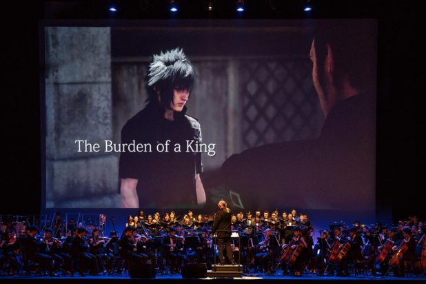 Distant Worlds music from FINAL FANTASY Singapore